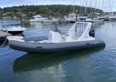 Neptune 580 Motorboat